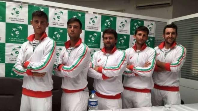 Да подкрепим България за Купа Дейвис