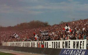 Подкрепи черно-белите в София!!!