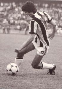 Едуард Ераносян в началото на кариерата му в Локомотив Пловдив